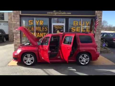 Tiger Auto Sales >> 2009 Chevrolet Hhr Ss Tiger Auto Sales And Finance Youtube