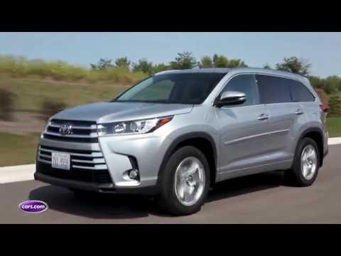 2017 Toyota Highlander Review — Cars.com