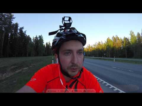 200 км на горном велосипеде за один день (29 мая 2017). Повтор рекорда