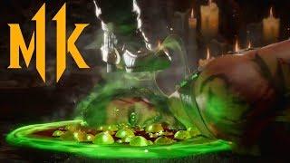 Mortal Kombat 11 - Official Erron Black Gameplay Reveal