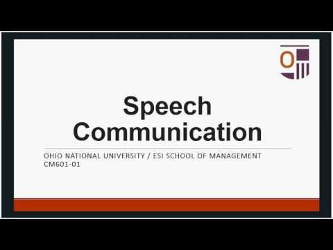 Sesión 2 Speech Communication