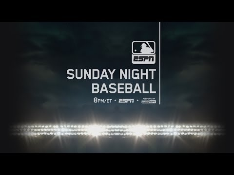 Sunday Night Baseball Commercials 2013