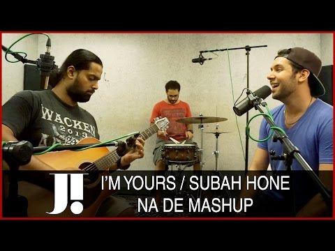 Subha Hone Na De - Desi Boyz (Mika Singh) | I'm Yours - Jason Mraz (Jeffrey Iqbal Mashup)