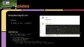 Errbot: A Chatbot, the Python Way