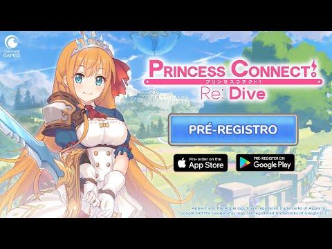Princess Connect! Re: Dive | FAÇA SEU PRÉ-REGISTRO