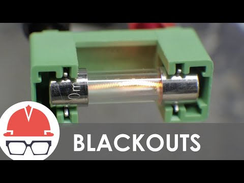 How Power Blackouts Work