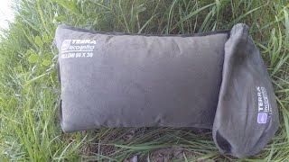 Распаковка и первичный обзор - подушка Terra Incognita Pillow 50x30