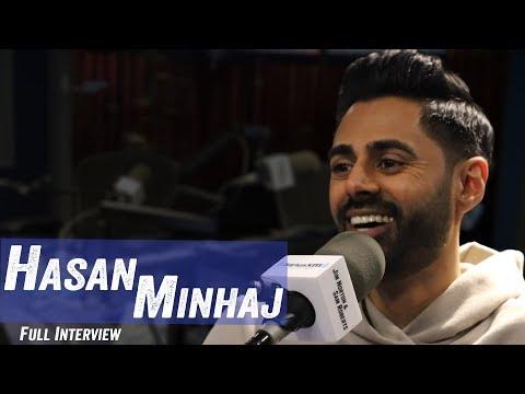 Hasan Minhaj - 'Patriot Act', Correspondents Dinner, 'The Daily Show' - Jim Norton & Sam Roberts