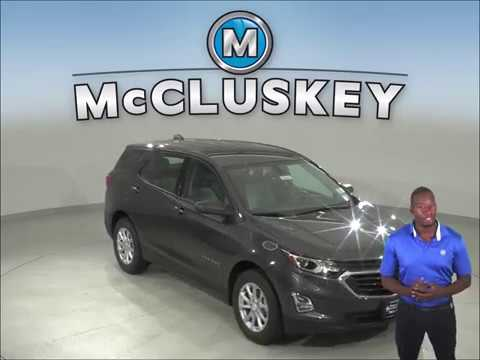 192434 New 2019 Chevrolet Equinox Gray SUV Test Drive, Review, For Sale -