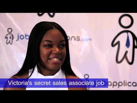 Victoria's Secret Interview - Seasonal Associate