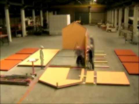 Meltec modular system doovi - Modulos de vivienda prefabricados ...