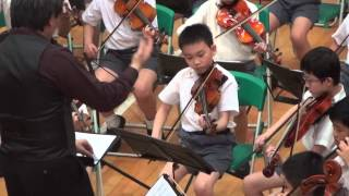 2013-05 Ying Wa Primary School Senior String Orchestra- Vanguard Overture