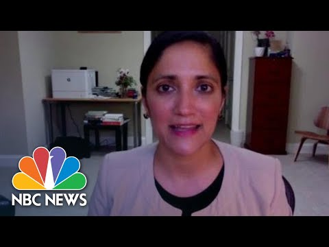 Texas Paramedics Say Coronavirus Has Stretched Them To Their Limits | NBC News NOW