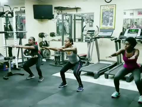 X-Fit Boxing Private Group Conditioning Session