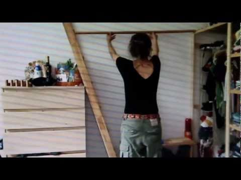 schrank bauen funnydog tv. Black Bedroom Furniture Sets. Home Design Ideas