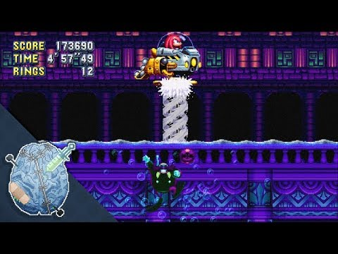 Knuckles Mania - Part 4: Wet Collection of Buildings