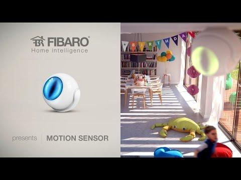 Motion Sensor - Z-Wave and HomeKit motion detector | FIBARO
