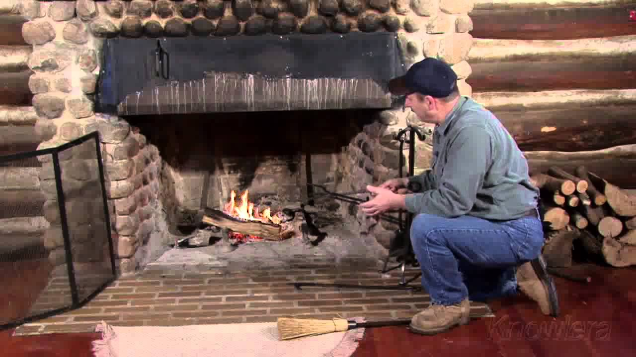 How to Properly Extinguish a Fire - YouTube