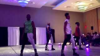 Models Inc shuts the show down  at  Morgan State 04/07/13