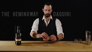 How To Make The Hemingway Daquiri - Featuring Zacapa 23