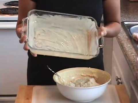 BEST NAMOURA RECIPE - AN EGGLESS MEDITERRANEAN CAKE - NAMOURA RECIPE
