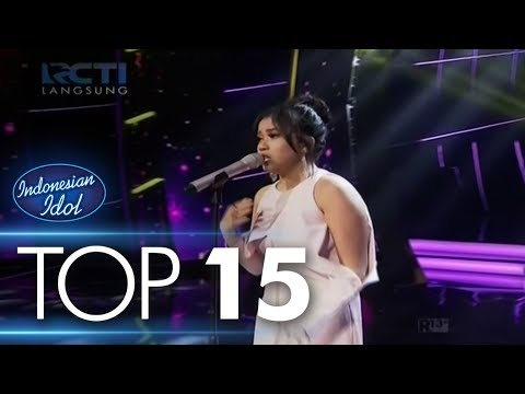 JODIE - PERFECT (Ed Sheeran) - TOP 15 - Indonesian Idol 2018