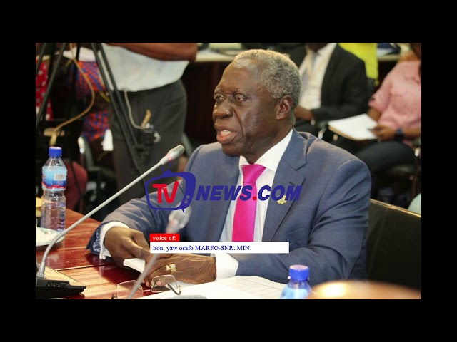 CORRUPTION:WE'RE INVESTIGATING PAST GOV'T APPOINTEES-OSAFO MARFO