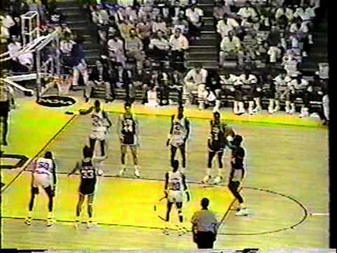 03/15/1986 NCAA SE Regional 2nd Round: #11 LSU Tigers vs. #3 Memphis State Tigers