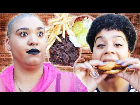 Meat Lovers Try Vegan BBQ