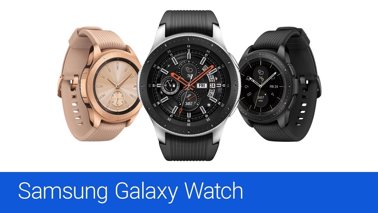 Samsung Galaxy Watch (recenze) - YouTube 74edc2b9a0