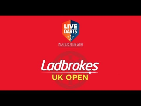 UK Open Darts