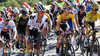 Tour de France 2020: Stage 4 highlights | NBC Sports