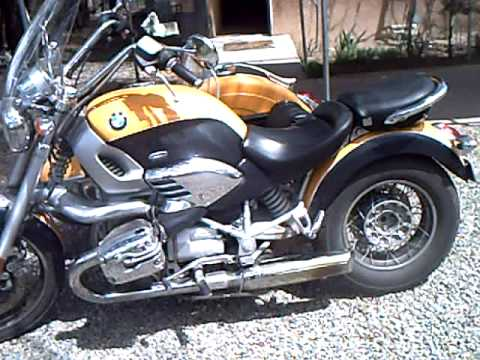bmw r1200c w steib s501 sidecar blue moon cycle 39 s. Black Bedroom Furniture Sets. Home Design Ideas