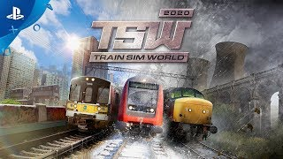 Train Sim World 2020 | Announce Trailer | PS4