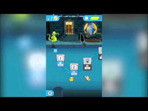 Игра на андроид Крокодильчик Свомпи 2, Wheres my water 2