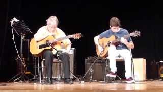 Rodrigo y Gabriela - Stairway to Heaven (live cover)