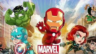 Top 10 Marvel Games (2018)