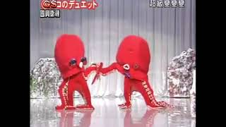 【Japanese Comedy】Octopus inlove