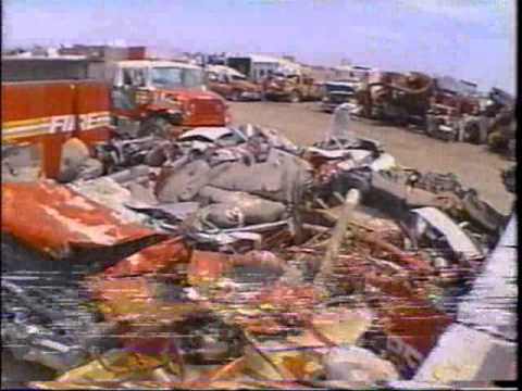 Ground Zero & Fresh Kills firetruck graveyard