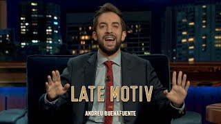 "LATE MOTIV - David Broncano. ""Emergencia familiar"" 