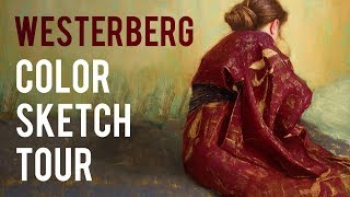 Baixar How to Study Color - Sketch Tour with Aaron Westerberg