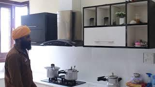 Interior modern kitchens makes by Jaswant singh carpenter