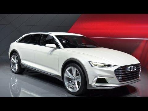 2016 Audi Prologue Allroad Concept