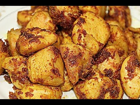 Fri Chicken Tikka recipe by AAmna's kitchen