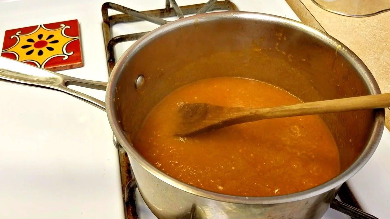 Tomato Salsa for Pupusas - YouTubeSalvadoran Pupusas Sauce