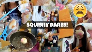 😓HOW TO RUIN YOUR SQUISHIES