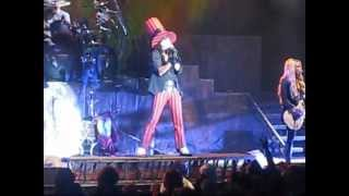 Alice Cooper - The Congregation - Bournemouth 2012