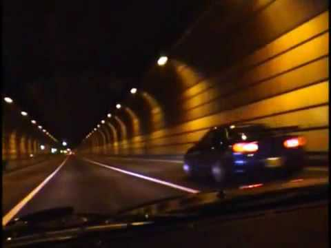 "Wangan Street Racing over 300kmh - Like ""street"" Drift!"