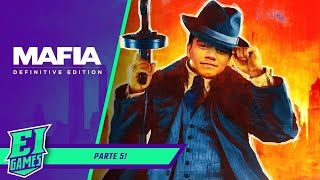 MAFIA DEFINITIVE EDITION NO EI GAMES  - PARTE 5!