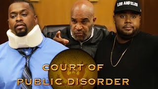 Court of Public Disorder Episode 2: Hover-Board Beatdown